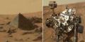 Ditemukan Piramida di Planet Mars
