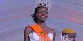 Foto Bugil Tersebar, Miss Zimbabwe 2015 Emily Kachote Dicopot