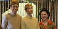 Gibran Rakabuming-Selvi Ananda Resmi Menikah