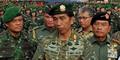 Jadi Panglima TNI Tertinggi, Jokowi Diusulkan Berpangkat Bintang 5