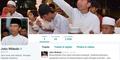 @jokowi, Twitter Resmi Presiden Joko Widodo
