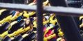 Kecelakaan Roller Coaster, Kaki Remaja Inggris Putus