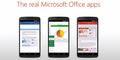 Download Microsoft Office Mobile untuk Smartphone Android