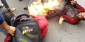 Minta Jokowi Lengser, 3 Mahasiswa IMM Terbakar