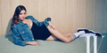 Miranda Kerr Tampil Cantik & Tertutup di Majalah W