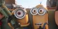 Mobil Minion-Sandra Bullock Nyaris Meledak di Klip 'Minions'