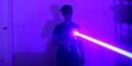 Pria Ini Ciptakan Shotgun Laser