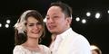Ringgo Agus Rahman-Sabai Morscheck Menikah di Bali