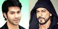 Shahrukh Khan-Varun Dhawan Akan Telanjang Dada di Film Dilwale