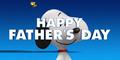 Snoopy cs Peringati Hari Ayah di Video Spesial Peanuts