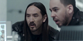 Steve Aoki & Linkin Park Hadapi Zombie di Video Klip Darker Than Blood