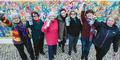 Tak Biasa, Para Lansia Portugal Belajar Grafiti