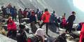 Turis Bugil Dituding Penyebab Gempa 6 SR di Malaysia