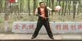 Unik, Pria China Tiup Balon Dengan Pusar