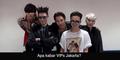 Video BIGBANG Sapa Penggemar dengan Bahasa Indonesia