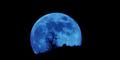 Blue Moon 'Ditemani' Hujan Meteor Delta Aquarid Malam Ini (31 Juli 2015)