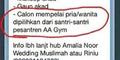 Aa Gym Pilihkan Santri Daarut Tauhid untuk Nikah Berkah?
