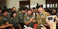 Bereskan Jakarta, Ahok Gandeng Mesra TNI/Polri