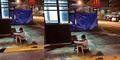 Bocah Miskin Numpang Belajar di Lampu McDonald's Bikin Terharu
