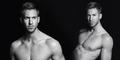 Calvin Harris Super Tampan & Seksi di Iklan Emporio Armani