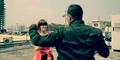 Deddy Corbuzier-Chika Jessica Bertarung di Film Pendek 'Triangle'