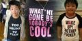 Epic Fail, Baju 'Keminggris' Vulgar Jadi Tren di Tiongkok
