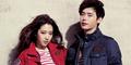 Foto Lee Jong Suk-Park Shin Hye Kepergok Pacaran 4 Bulan