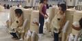 Gadis Cilik Pipis di Masjidil Haram Jadi Sorotan Publik