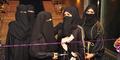 Hindari Pelecehan Seks, Wanita Saudi Latihan Taekwondo