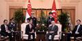 Ini Alasan Singapura Tak Sambut Jokowi dengan Bendera Merah Putih