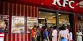KFC Buka Perdana di Myanmar, Ratusan Orang Antre Berjam-jam