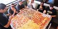 Mampu Habiskan Piza Jumbo di Amerika Dibayar Rp 13 Juta