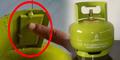 Lempengan Besi di Tabung Elpiji 3 Kg Trik Kecurangan Penjual?