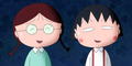Maruko Dirayu Cowok Italia di Trailer Eiga Chibi Maruko-chan
