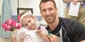 Mengharukan, Bocah 4 Tahun Pasien Kanker 'Nikahi' Perawat