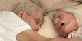 Menikah 75 Tahun, Pasutri Meninggal Saling Berpelukan