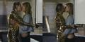 Miley Cyrus-Stella Maxwell Kepergok Ciuman Mesra!