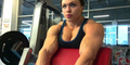 Natalia Trukhina, Wanita Hulk Sanggup Angkat Beban 240 Kg!