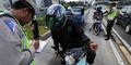 Ngaku Anggota FBR, Remaja Ditilang Pukuli Polantas