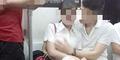 Pasangan Muda Bercumbu di Kereta Bikin Geger Tiongkok