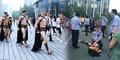 Pawai Bugil, 100 Pasukan Spartan Ditangkap Polisi Beijing