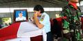 Pemerintah & TNI AU Beri Santunan Korban Tragedi Hercules C130B