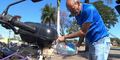 Motor Buatan Pria Brasil Melaju 500 Km Cuma Pakai 1 Liter Air