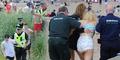 Remaja Pesta Miras & Seks di Pantai Skotlandia Ditangkap