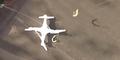 Video Aksi Drone 'Selamatkan' Drone