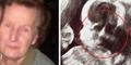 Wajah Hantu Nenek 'Selfie' di USG Cucunya