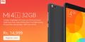 Xiaomi Mi 4i 32GB Dirilis, Harga Rp 3,1 Juta
