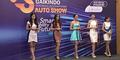 120 SPG Cantik Meriahkan Miss Auto Show 2015
