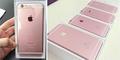 Bocoran Penampakan iPhone 6s Pink