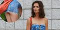 Bokong Katie Holmes Terekspos Saat Belanja di New York